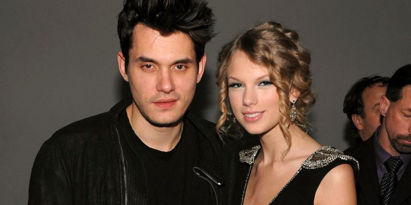 Taylor Swift y John Mayer Foto:Agencias