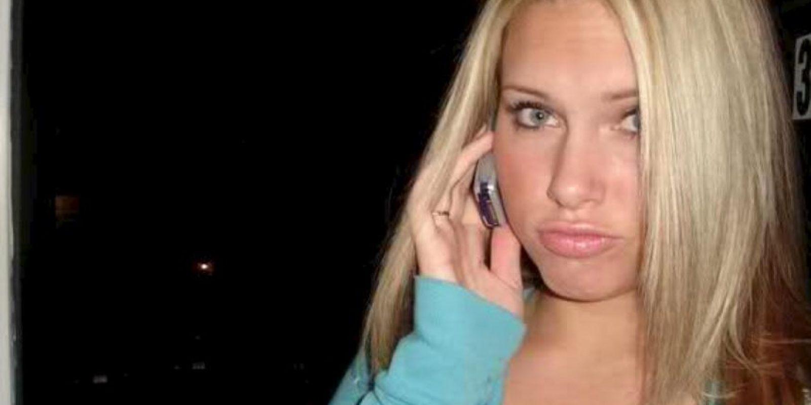 Hope Jacoby tuvo sexo con un estudiante cuya edad oscilaba entre los 14 y 17 años. Foto:MySpace