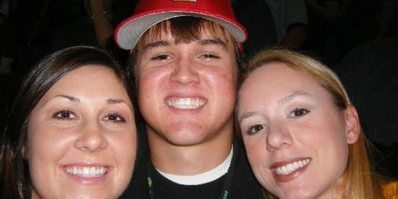 Kinsley Wenstky fue arrestada por tener sexo con estudiantes de 17 años. Foto:MySpace