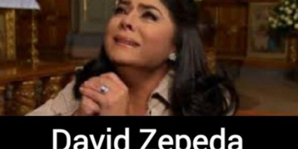 MEMES: David Zepeda no se salvó de las burlas en redes por su video
