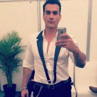 Foto:Instagram Daviz Zepeda
