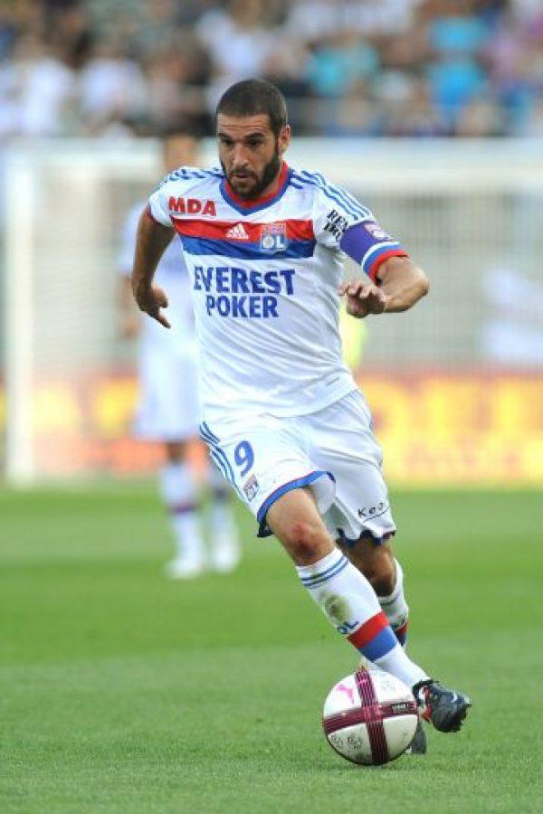 Con su talento, Joao Moutinho fue objeto de deseo de varios clubes de Europa. A Porto le costó 11 millones de euros, pero fue vendido en 25 millones al Mónaco en 2013. Foto:Getty Images