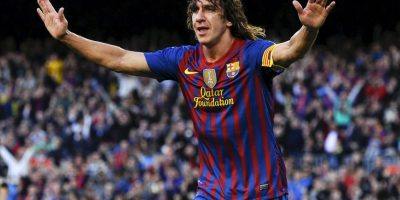 Carles Puyol, quien jugó como defensa central, fue un líder y referente del Barcelona. Foto: Getty Images