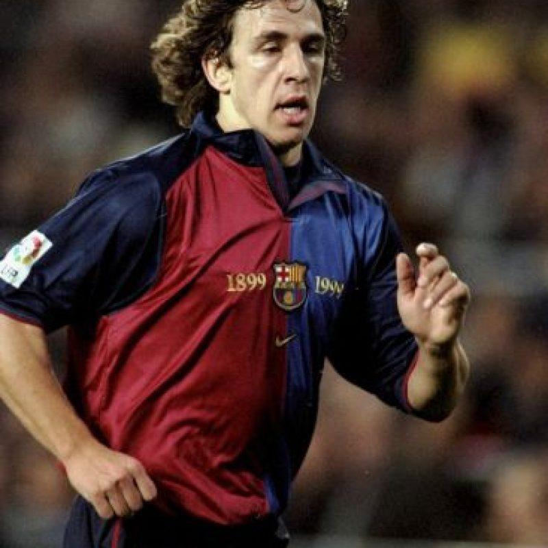 Debutó en el primer equipo en el año 2000. Foto:Getty Images
