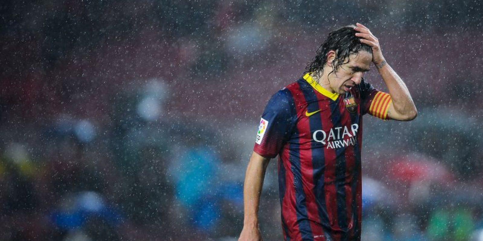 También jugó con la selección de España, donde ganó la Eurocopa 2008 y el Mundial de Sudáfrica 2010. Foto:Getty Images
