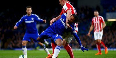 Desde enero, ha tenido pocos minutos y parece que no tiene del todo la confianza de Mourinho. Foto:Getty Images