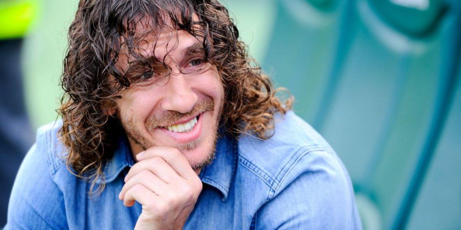 El zaguero, nacido en Lérida, inició su carrera futbolística en el equipo B del Barcelona. Foto:Getty Images