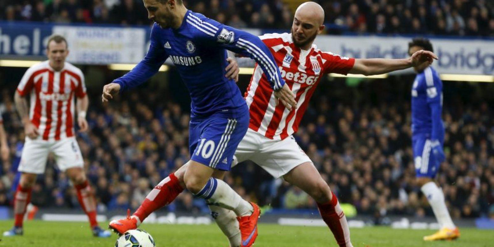 En tanto, Chelsea es líder con 68 puntos. Foto:Getty Images