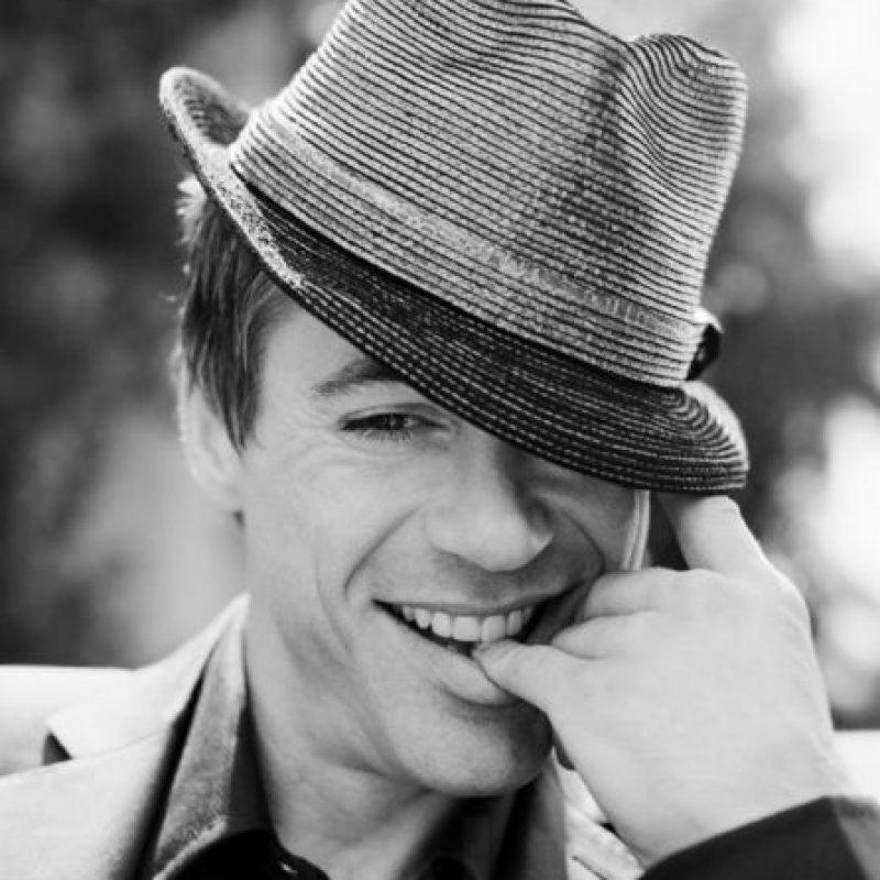 Por esta sonrisa Foto:Facebook/Robert Downey Jr.