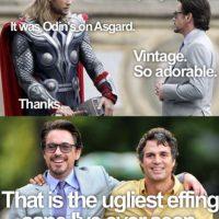 Y poner muchos memes con los que alegra a sus fans Foto:Facebook/Robert Downey Jr.