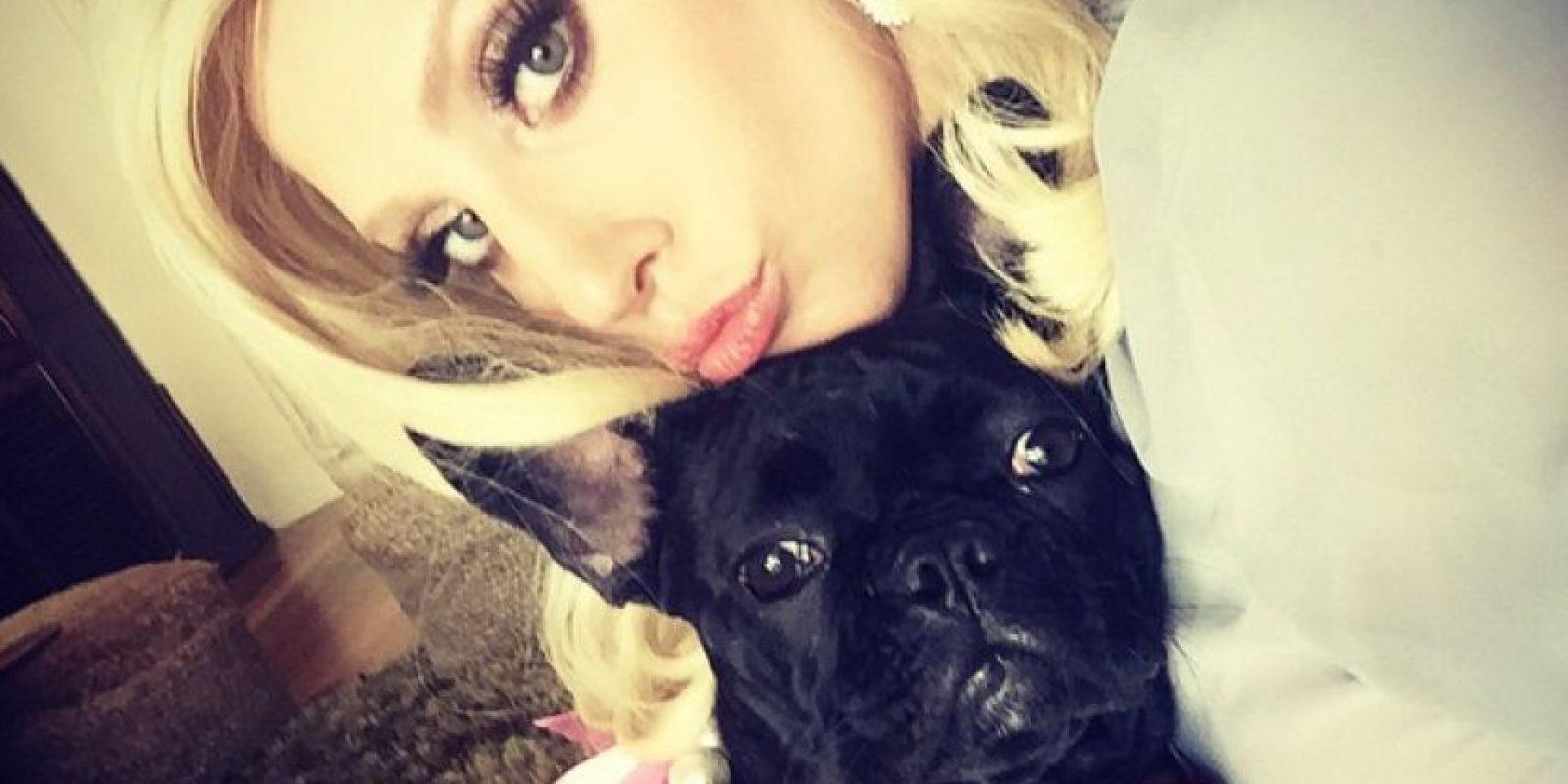 Lady Gaga Foto:Vía Instagram @ladygaga