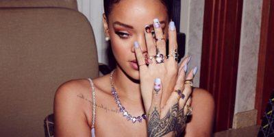 Rihanna Foto:Vía @badgalriri