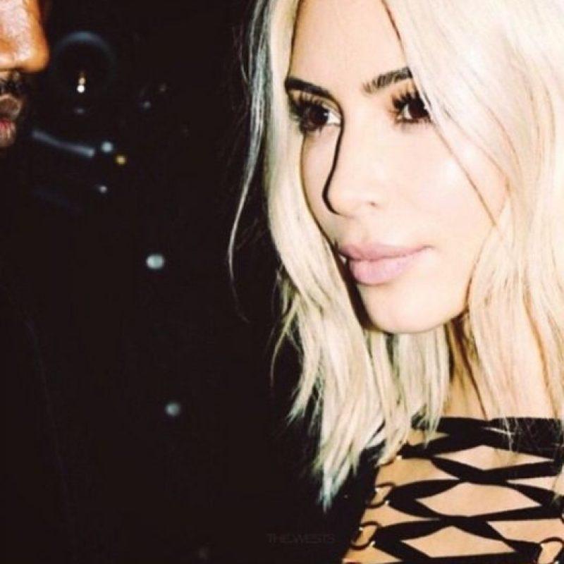 Kim Kardashian Foto:Vía Instagram @kimkardashian