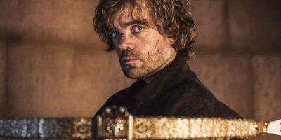 """Él es Tyrion Lannister, uno de los grandes personajes de """"Game of Thrones"""". Foto:HBO"""