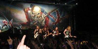 """Satánico el rock o """"la música metálica"""" (Metallica es el grupo) Foto:Getty Images"""