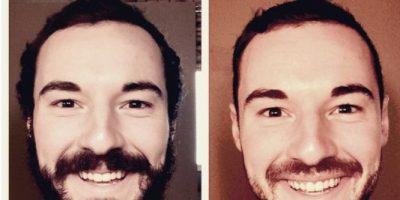 """FOTOS: 16 hombres que pasaron del """"infierno"""" al cielo con un corte de cabello"""