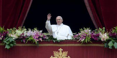 Papa Francisco hace un llamado al fin de la violencia en su mensaje de Pascua