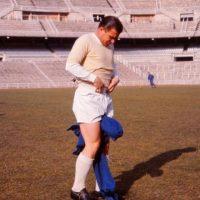 1967 – El ídolo del Real Madrid, Ferenc Puskas, también colaboró con sus goles en la victoria 8-0 sobre Elche. Foto:Getty Images