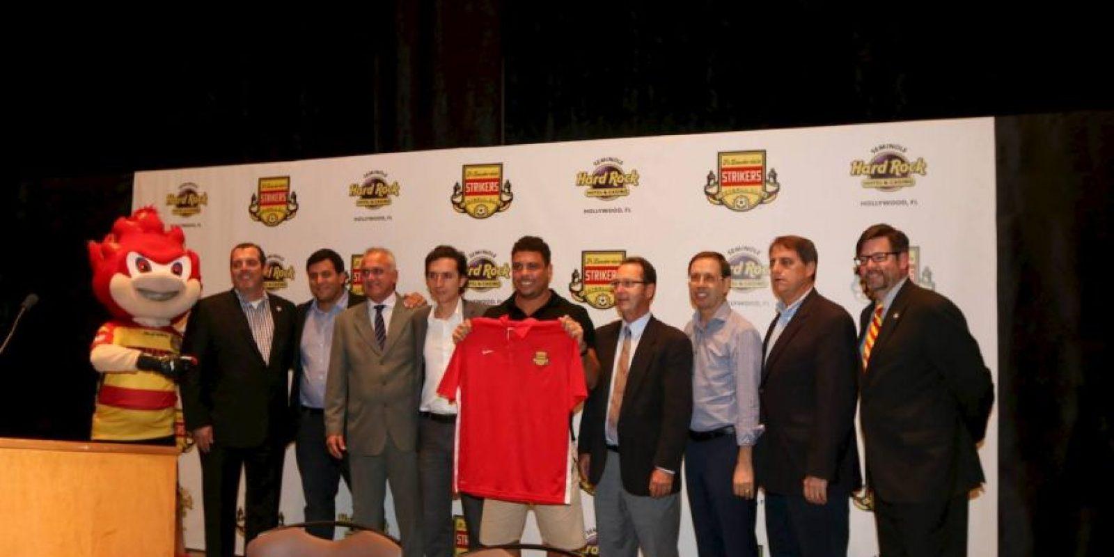 Este equipo surgió en 1972 con el nombre de Miami Gatos, y un año después cambiaron su nombre a Miami Toros. Foto:Facebook Fort Lauderdale Strikers
