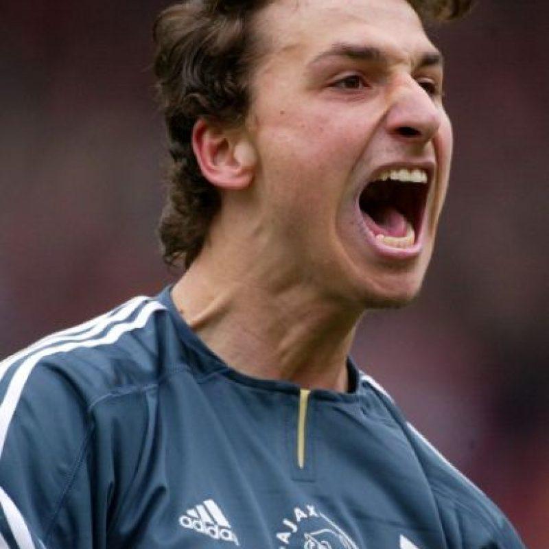 En 1999 debutó profesionalmente con el Malmo FF de Suecia. Foto:Getty Images