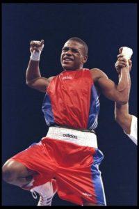 Así lucía el boxeador estadounidense a sus 19 años. Foto:Getty Images