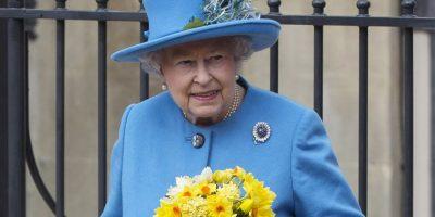 FOTOS. Así pasó el Día de Pascua la reina Isabel II y la familia real