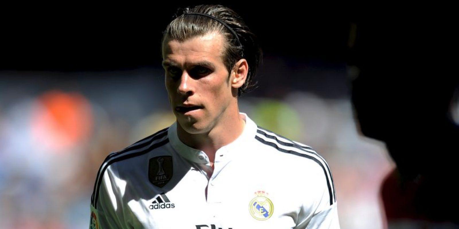 """Gareth Bale es uno de los jugadores """"consentidos"""" del Real Madrid. El galés llegó al conjunto merengue en 2013 por la impresionante cifra de 94 millones de euros (unos 102 millones de dólares), convirtiéndose así en el fichaje más caro de la historia. Foto:Getty Images"""