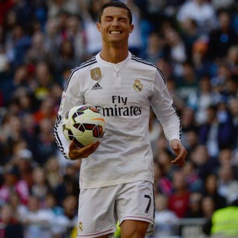 Fue el primer jugador del Real Madrid en conseguir cinco goles en un partido desde que Fernando Morientes lo logró contra UD Las Palmas en 2002. Foto:Getty Images