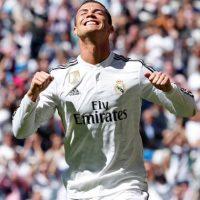 El último jugador en La Liga en marcar cinco goles en un partido, antes de Cristiano, fue Radamel Falcao en 2012. Foto:Getty Images