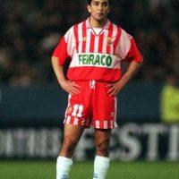 1995 – Bebeto aniquiló al Albacete marcando todos los goles de Deportivo La Coruña para un resultado final de 5-0. Foto:Getty Images