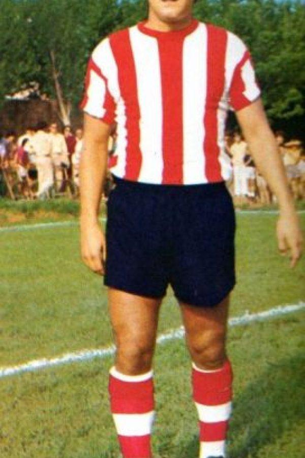 1967 – Fidel Uriarte, goleador del Athletic de Bilbao, se despachó con cinco goles en el 8-0 sobre el Betis. Foto:Twitter @falso9web