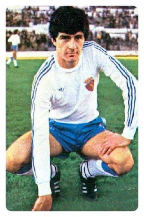 1979 – Pichi Alonso le metió cinco goles al Espanyol en la goleada 8-1 de su equipo, el Real Zaragoza. Foto:Twitter @Furgolistas
