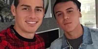 """James Rodríguez niega amistad con Kevin Roldán: """"Es sólo un conocido"""""""