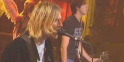 Según las grabaciones donadas por la familia de Cobain, el cantante cuenta que lo hizo con una mujer con deficiencias mentales. Foto:Nirvana/Facebook