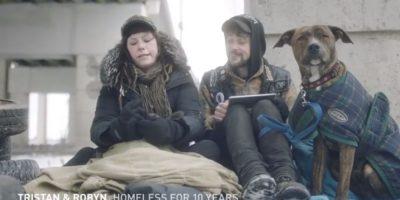 """En algunos lugares hay términos tan temibles para ellos como """"desechables"""". Foto:Raising The Roof/Youtube"""