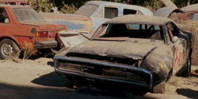 Este auto, conducido por Dominic Toretto aparece en… Foto:Universal