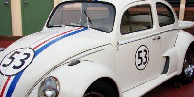"""Nada más ni nada menos que la película """"Herbie: fully loaded"""" Foto:Disney"""