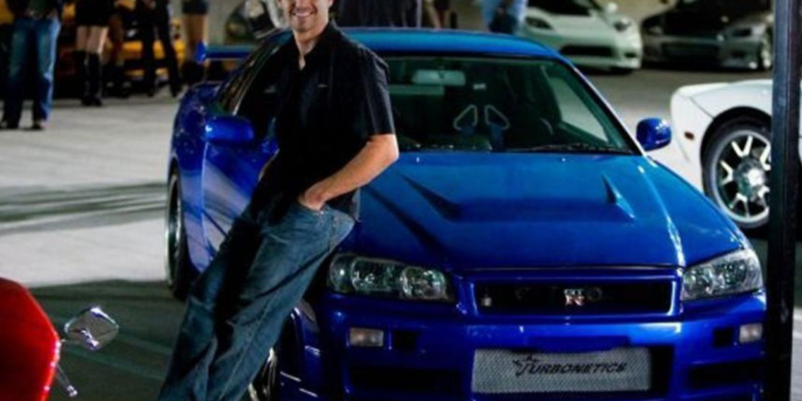 Su pasión se pudo ver en la segunda película, cuando él mismo customizó su Nissan Skyline. Foto:Universal