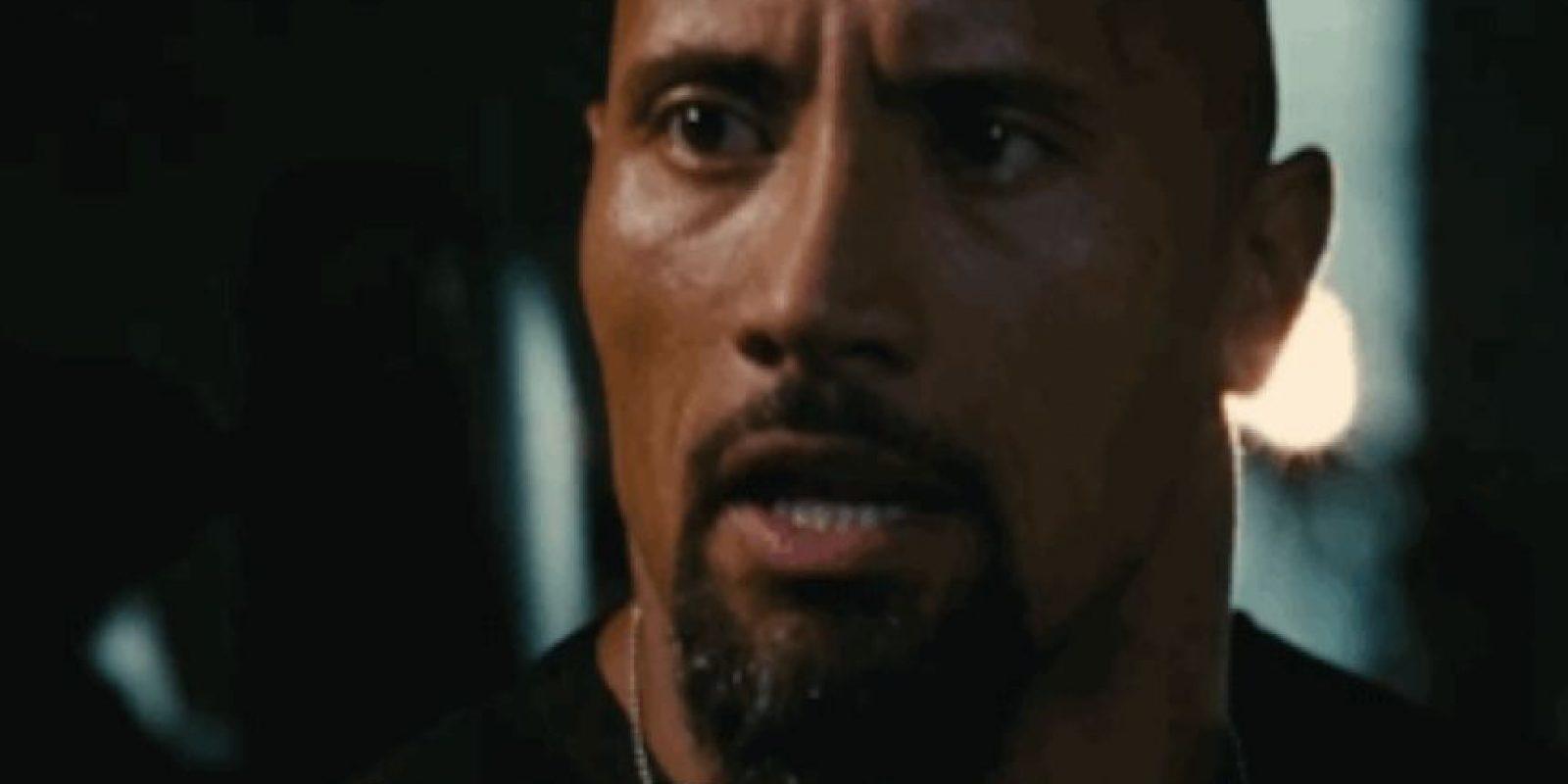 Pero un comentario en Facebook de Vin Diesel, también productor, cambió todo: él afirmó que quería ver a Dwayne Johnson en el papel. Y esto hizo que el actor se integrara al elenco. Foto:Universal