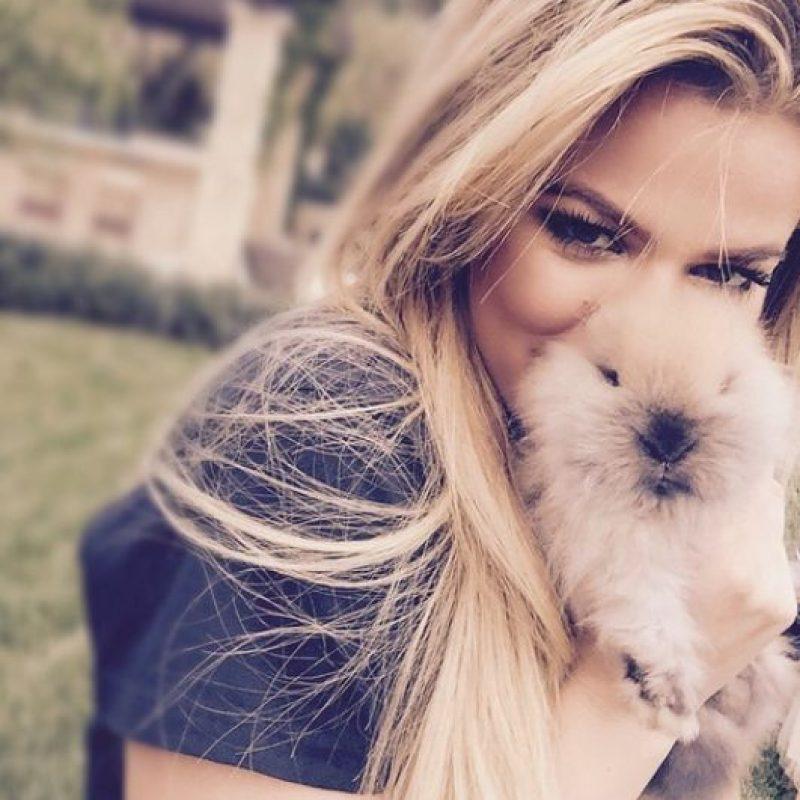 Khloe Kardashian Foto:Vía instagram @KhloeKardashian