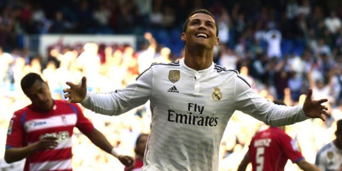 VIDEO. Caricatura hace homenaje a la goleada del Real Madrid sobre el Granada