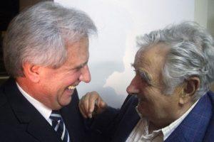 Tabaré Vázquez, presidente de Uruguay Foto:AFP