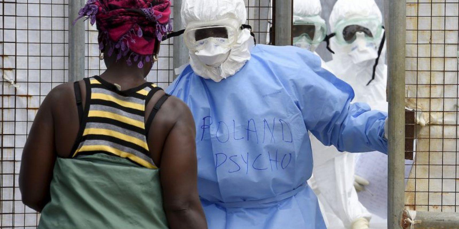 7. De igual forma, se indicó que la mayoría de los menores están traumados por la muerte de sus padres. Foto:AFP