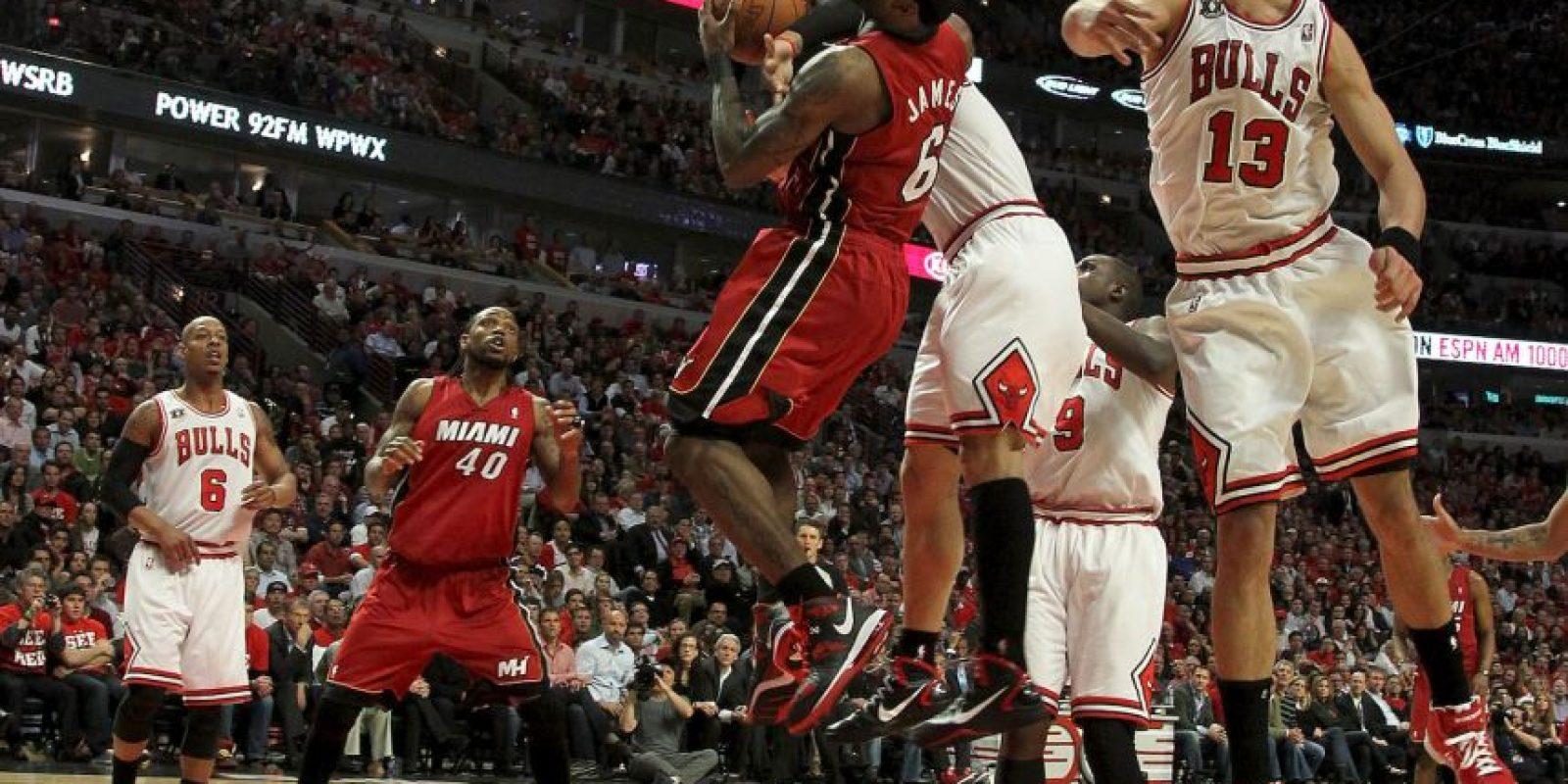 Y el juego con intensidad Foto:Getty Images