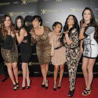 Es admirada por todas las Kardashian Foto:Getty Images