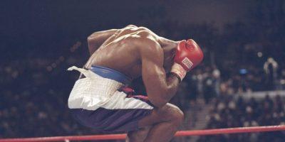 Esa mordida se dio el 28 de junio de 1997 Foto:Getty Images