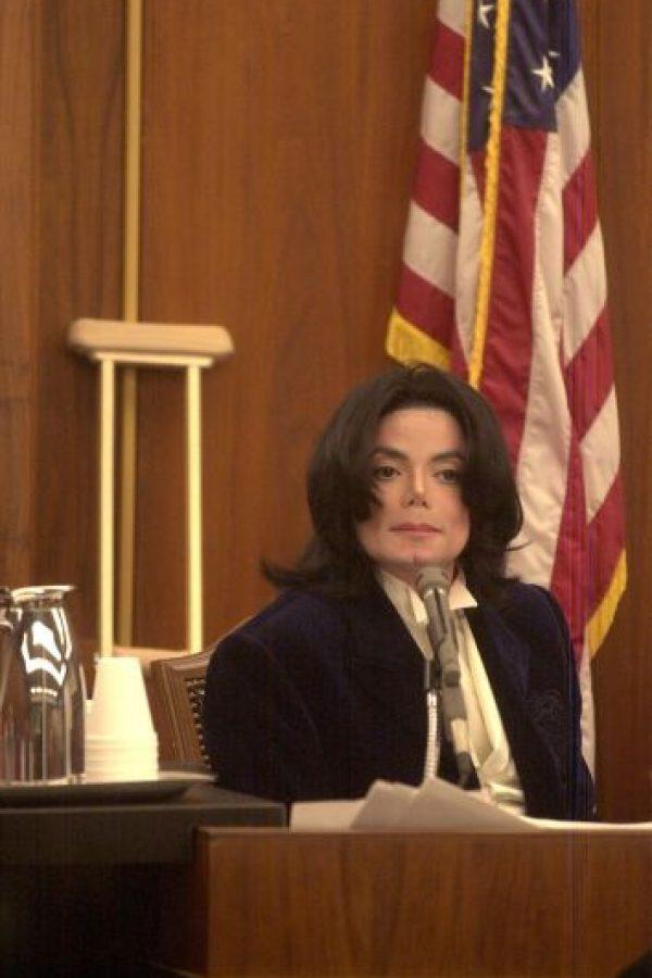Michael Jackson fue cantante, compositor, bailarín, actor, productor, empresario y filántropo. Foto:Getty