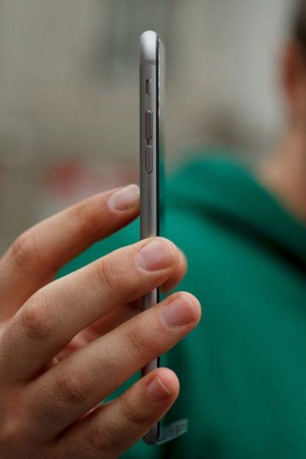 Cuerpo más esbelto: Comentan que lo haría ver más estilizado y con un mejor diseño, sobre todo al que sea sucesor del iPhone 6 Plus. Foto:Getty Images