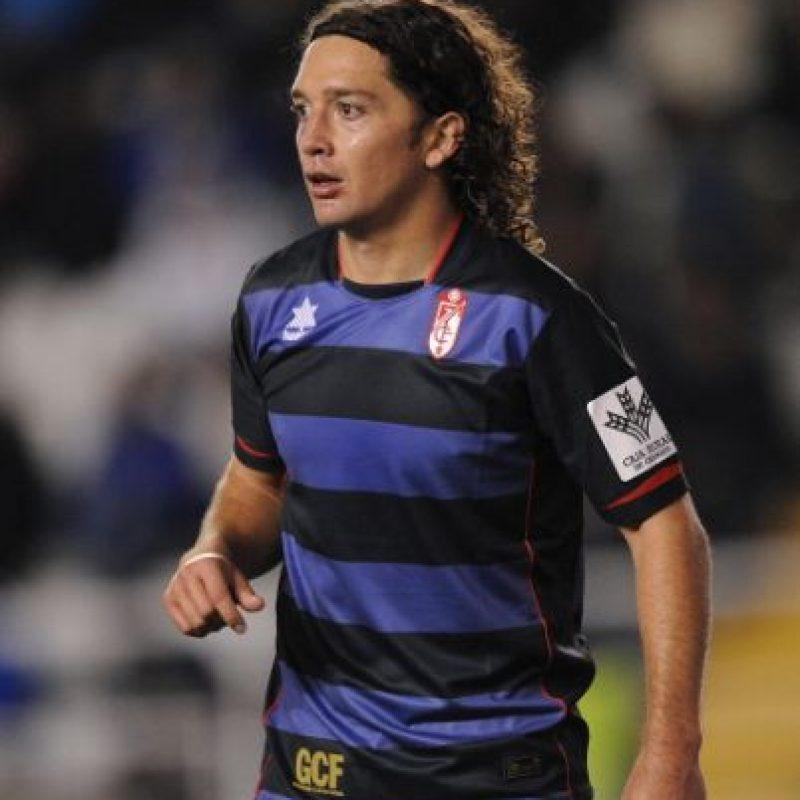 Iturra llegó al Granada para esta temporada y lleva disputados 34 partidos. Foto:Getty Images