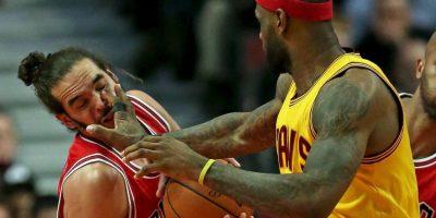 En sus duelos son comunes los golpes Foto:Getty Images